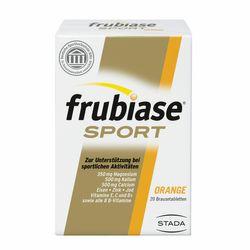 frubiase® SPORT ORANGE, Brausetabletten