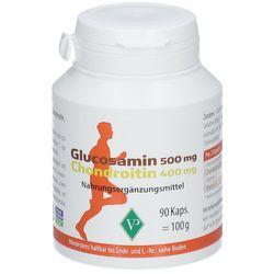 Glucosamin 500 mg + Chondroitin 400 mg