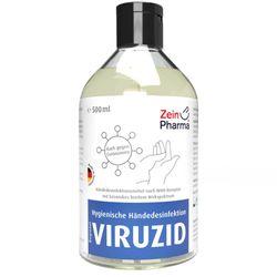 Händesdesinfektionsmittel 500 ml ZeinPharma