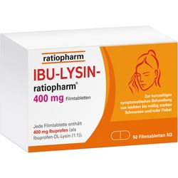 IBU-LYSIN ratiopharm ®