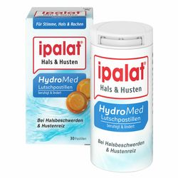 ipalat® Hydro Med Lutschpastillen