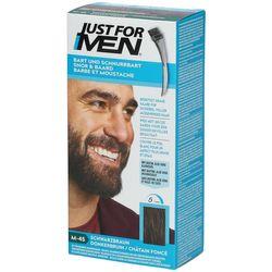 JUST FOR MEN Pflege-Brush-In-Color-Gel schwarzbraun