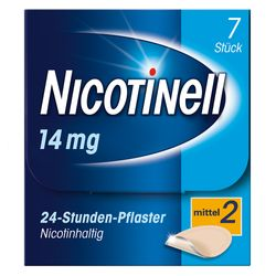 Nicotinell® 14 mg 24-Stunden-Pflaster