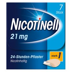 Nicotinell® 21 mg 24-Stunden-Pflaster
