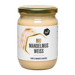 nu3 Bio Mandelmus, weiß