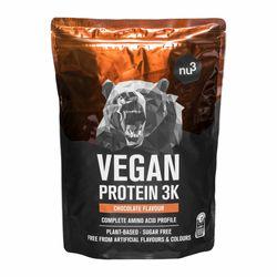 nu3 Vegan Protein 3K Shake, Schokolade