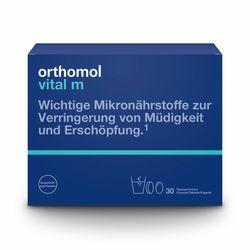 Orthomol Vital m Granulat/Tablette/Kapseln Grapefruit
