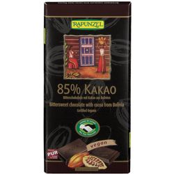 RAPUNZEL Bio 85 % Kakao Bitterschokolade