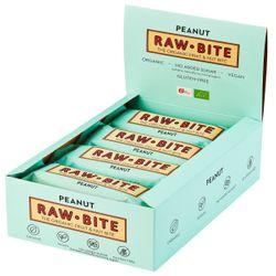 Rawbite Bio Riegel, Erdnuss