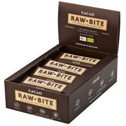 Rawbite Bio Riegel, Kakao