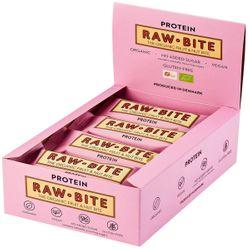 Rawbite Bio Riegel, Protein
