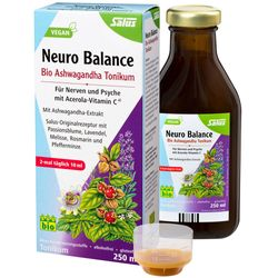 Salus® Neuro Balance Ashwagandha Bio Tonikum