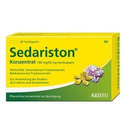 Sedariston® Konzentrat Kapseln