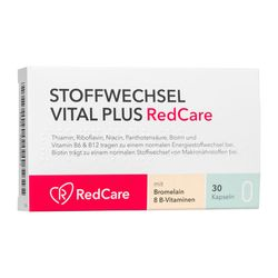 Stoffwechsel Vital Plus RedCare