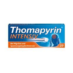 Thomapyrin® INTENSIV bei Migräne Tabletten