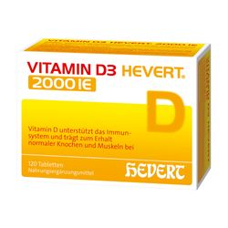 VITAMIN D3 HEVERT® 2000 IE