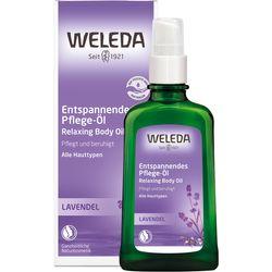 Weleda Lavendel Entspannendes Pflegeöl