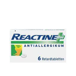 REACTINE duo®
