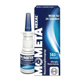 MometaHEXAL® das blaue Power-Allergiespray