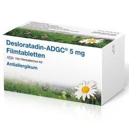 Desloratadin-ADGC 5 mg