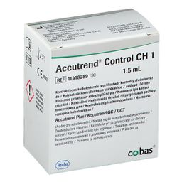 Accutrend® Control CH1 Lösung