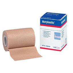 Acrylastic® längselastische Binde 2v,5 m x 10 cm