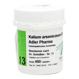 Adler Pharma Kalium arsenicosum D12 Biochemie nach Dr. Schüßler Nr. 13