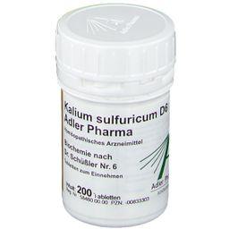 Adler Pharma Kalium sulfuricum D6 Biochemie nach Dr. Schüßler Nr. 6