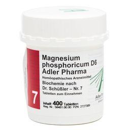 Adler Pharma Magnesium phosphoricum D6 Biochemie nach Dr. Schüßler Nr. 7