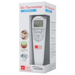 aponorm® Ohrthermometer Comfort 4