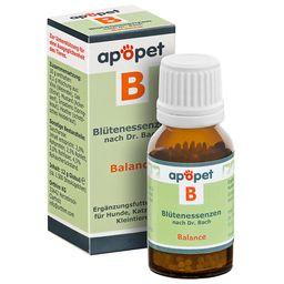 apopet® Blütenessenz nach Dr. Bach  B – Balance