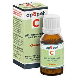 apopet® Blütenessenz nach Dr. Bach  C – Change