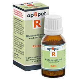 apopet® Blütenessenz nach Dr. Bach  R – Relax