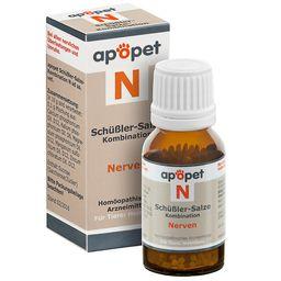 apopet® Schüßler-Salze-Kombination N ad us. vet. – Nerven