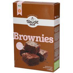 Bauckhof Brownies Backmischung, glutenfrei