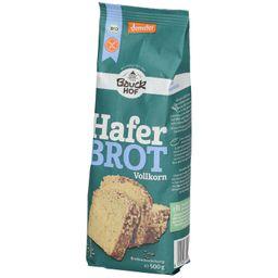 Bauckhof Haferbrot Vollkorn Bakmischung, glutenfrei