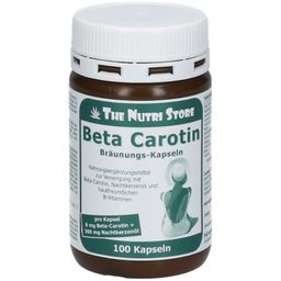 Beta-Carotin 8 mg Bräunungskapseln