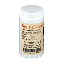 Beta-Carotin