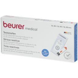 beurer Blutzucker-Teststreifen GL44/50 Folie
