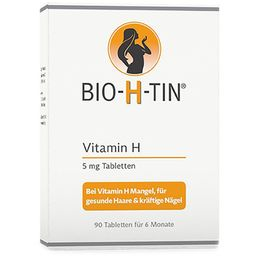 BIO-H-TIN® Vitamin H 5 mg für 6 Monate