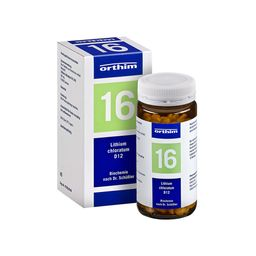 Biochemie orthim® Nr. 16 Lithium chloratum D12