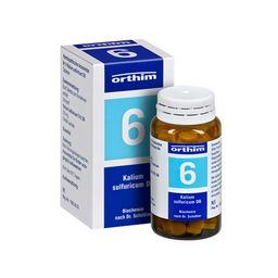 Biochemie orthim® Nr. 6 Kalium sulfuricum D6
