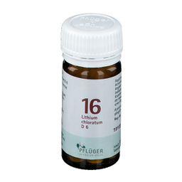 Biochemie Pflüger® Nr. 16 Lithium chloratum D6 Tabletten