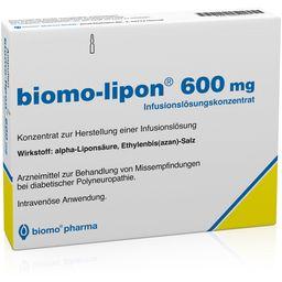 Biomo Lipon 600 mg Ampullen