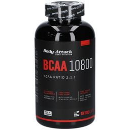 Body Attack BCAA 10800