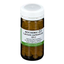 Bombastus Biochemie 22 Calcium carbonicum D12