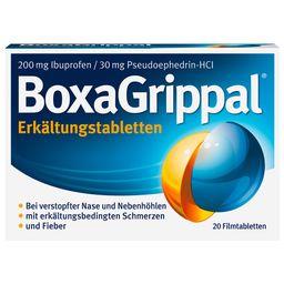 BoxaGrippal® Erkältungstabletten 200 mg / 30 mg