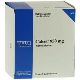 Calcet® 950mg