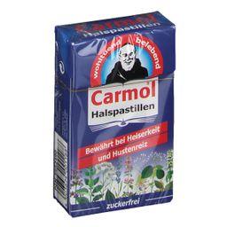 Carmol® Halspastillen