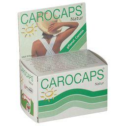 Carocaps® 50 Natur Kapseln